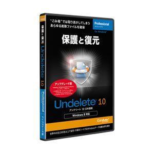 相栄電器 Undelete 10 Professional アップグレード アンデリート 返品種別A|joshin