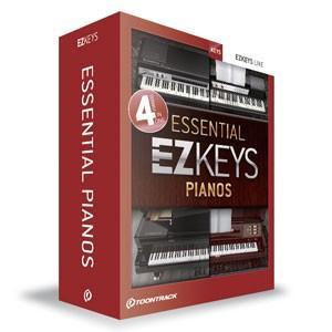 クリプトン EZ KEYS - ESSENTIAL PIANOS 返品種別B|joshin