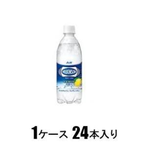 ウィルキンソン タンサンレモン 500ml(1ケース24本入) アサヒ飲料 ウイルキンソンタンサレモン500X24N 返品種別B|joshin