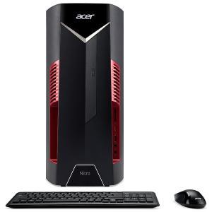 エイサー ゲーミングデスクトップパソコン Acer NITRO 50シリーズ [Core i7/ メモリ 8GB/ SSD 128GB+HDD 1TB/ GeForce GTX 1060] N50-600-N78G/ G6 返品種別A joshin