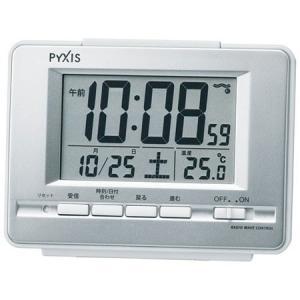 セイコークロック 目覚まし時計 NR535W 返...の商品画像