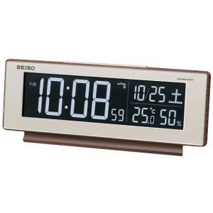セイコークロック 目覚まし時計シリーズC3 常時点灯 DL211B 返品種別A joshin
