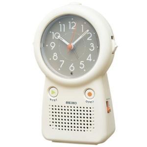 セイコークロック 録音機能付き目覚まし時計 E...の関連商品4