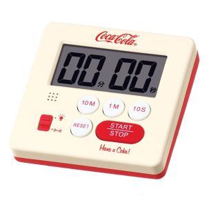 セイコークロック タイマー/ ストップウォッチコカ・コーラ コラボレーション AC603C 返品種別A|joshin