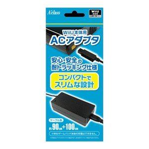 アクラス (Wii U)Wii U本体用ACアダプタ 返品種別B|joshin