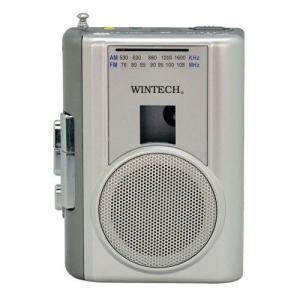 WINTECH ラジオ付テープレコーダー WINTECH PCT-02RM 返品種別A Joshin web