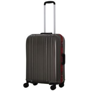 シフレ スーツケース ハードフレーム 56L(カーボンゴールド) ESCAPE'S ESC1046-57カボンゴ-ルド 返品種別B joshin