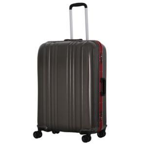 シフレ スーツケース ハードフレーム 88L(カーボンゴールド) ESCAPE'S ESC1046-68カボンゴ-ルド 返品種別B joshin