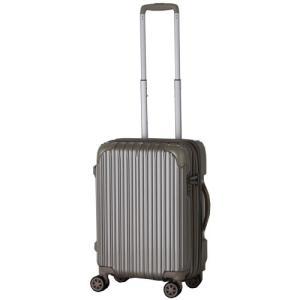 シフレ スーツケース ハードフレーム 35−40L (ゴールド) TRIDENT TRI2035-49GD 返品種別B|joshin