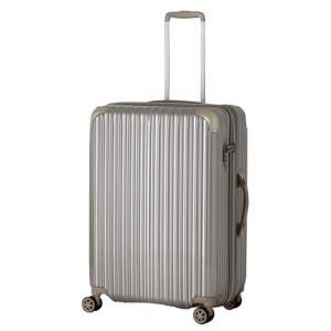 シフレ スーツケース ハードフレーム (ゴールド) 97−102L TRIDENT TRI2035-67GD 返品種別B|joshin