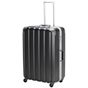 シフレ スーツケース ハードフレーム 93L(シボグレー) GREEN WORKS(グリーンワークス) GRE1043-66 GY 返品種別B|joshin