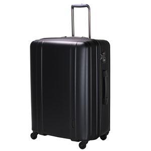 シフレ スーツケース ファスナータイプ 105L(マットブラック) ZERO GRA(ゼログラ) ZER2088-66 MTBK 返品種別B joshin