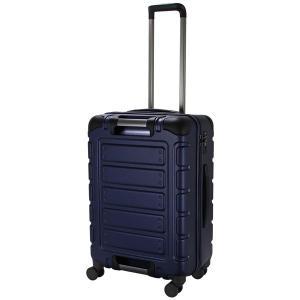 シフレ スーツケース ファスナータイプ 55L(マットネイビー) TRIDENT(トライデント) TRI2112-56 MNV 返品種別B joshin