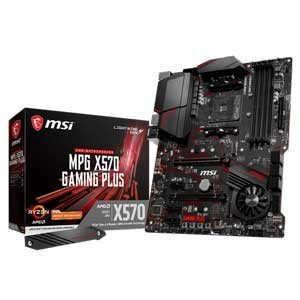 MSI ATX対応マザーボードMPG X570 GAMING PLUS MPG X570 GAMING PLUS 返品種別B