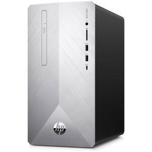 ヒューレット・パッカード デスクトップパソコン HP Pavilion 595-p0051jp [Core i5/ メモリ 8GB/ SSD 256GB+HDD 2TB/ Radeon RX 550] 3JU54AA-AAAG 返品種別A joshin