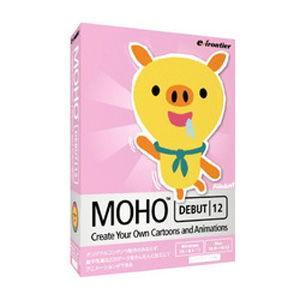 イーフロンティア Moho 12 Debut 返品種別B|joshin