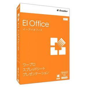 イーフロンティア EI Office Windows 10対応版 ※パッケージ版 返品種別B joshin