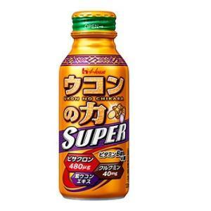 ウコンの力 スーパー 120ml×6本 ハウスウェルネスフーズ シンウコンノチカラSU120ML*6 返品種別B|joshin