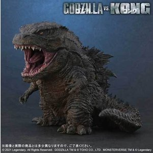 エクスプラス デフォリアル GODZILLA FROM GODZILLA VS. KONG(2021)フィギュア 返品種別Bの画像