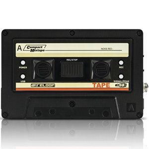 在庫状況:入荷次第出荷/◆レトロな外観でシンプル操作!テープ型のMP3レコーダー/[TAPERELO...