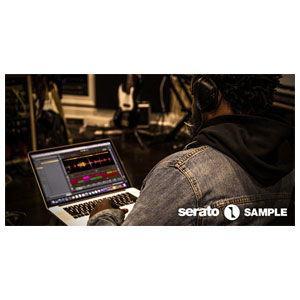 ディリゲント Serato SAMPLE ※パッケージ版 返品種別B|joshin