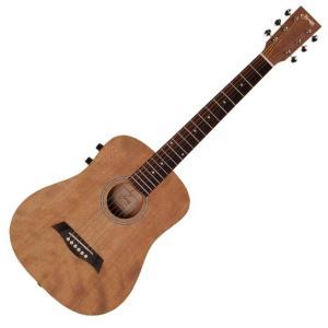 S.Yairi(ヤイリ) ミニエレクトリックアコースティックギター(マホガニー) Compact-Acoustic シリーズ YM-02E/ MH 返品種別A|joshin
