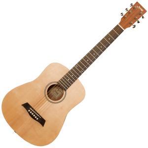 S.Yairi(ヤイリ) ミニエレクトリックアコースティックギター(ナチュラル) Compact-Acoustic シリーズ YM-02E/ NTL 返品種別A|joshin