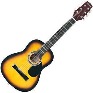 セピアクルー ミニアコースティックギター(タバコサンバースト) Sepia Crue W-50/ TS 返品種別A|joshin