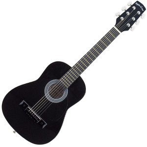 セピアクルー ミニアコースティックギター(ブラック) Sepia Crue W-50/ BK 返品種別A|joshin