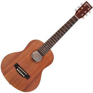 セピアクルー ミニアコースティックギター(マホガニー) Sepia Crue W-60/ MH 返品種別A|joshin
