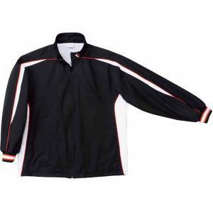 コンバース ウォームアップジャケット(ブラック/ ホワイト・S) CONVERSE CB142501S-1911-S 返品種別A|joshin