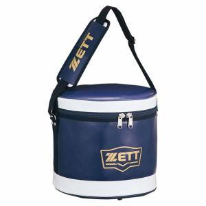 ゼット ボールケース(ネイビー×ホワイト) ZETT Z-BA255-2911 返品種別A joshin