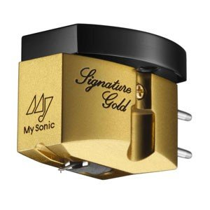 マイソニックラボ MCカートリッジ MY SONIC Lab Signature Gold 返品種別A|joshin