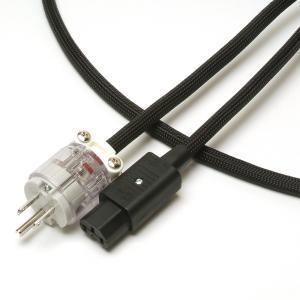 アコースティックリバイブ 電源ケーブル(2m) ACOUSTIC REVIVE AC-2.0 TripleC 返品種別A|joshin