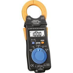 在庫状況:在庫あり/2日〜4日で出荷/◆AC/DC両用のクランプ電流計で、スリムボディーの16mm厚...