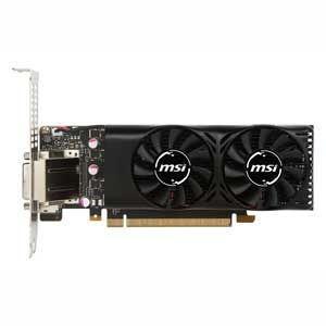 MSI PCI-Express 3.0 x16対応 グラフィックスボードMSI GeForce GTX 1050 Ti 4GT LP GTX 1050 TI 4GT LP 返品種別B|joshin|02