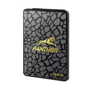 Apacer(アペイサー) Apacer AS340 PANTHER SATA III SSD 480GB AP480GAS340G-1 返品種別B|joshin