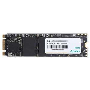 Apacer(アペイサー) AS2280P2 M.2 NVMe PCIe Gen3 x2 SSD 480GB AP480GAS2280P2-1 返品種別B|joshin