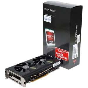 SAPPHIRE PCI Express 3.0 x16対応 グラフィックスボードSAPPHIRE PULSE RADEON RX 570 8G GDDR5 11266-66-23G 返品種別B