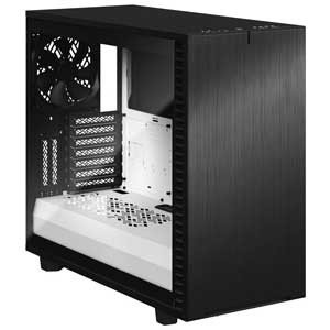 Fractal Design E-ATX、ATX、microATX、Mini-ITX対応ミドルタワー...