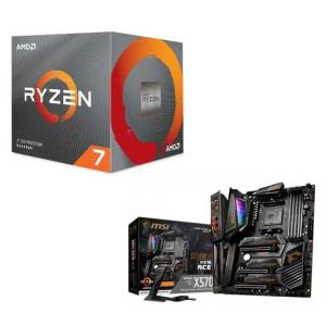 AMD AMD Ryzen7 3800X + MSI MEG X570 ACE(お買得限定パック) ...