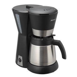 アビテラックス コーヒーメーカー 黒(ブラック&シルバー) Abitelax ACD-88W-K 返品種別A|joshin