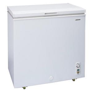 (標準設置 送料無料)アビテラックス 102L チェストタイプ 冷凍庫(フリーザー)直冷式 ホワイト Abitelax ACF-102C 返品種別A joshin