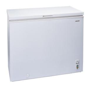 (標準設置 送料無料)アビテラックス 205L チェストタイプ 冷凍庫(フリーザー)直冷式 ホワイト Abitelax ACF-205C 返品種別A joshin