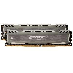 Crucial PC4-21300 (DDR4-2666)288pin UDIMM 32GB(16G...