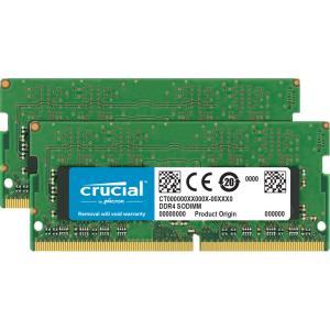 Crucial PC4-21300 (DDR4-2666)260pin SODIMM 64GB(32...