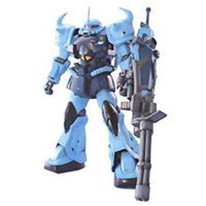 バンダイ (再生産)1/ 100 MG MS-07B3 グフカスタム (機動戦士ガンダム 第08MS小隊)ガンプラ 返品種別B|joshin