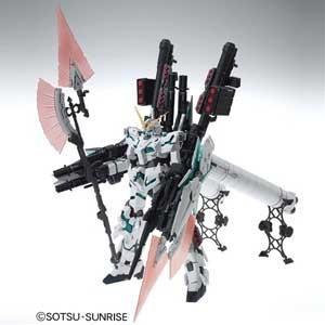 バンダイ (再生産)1/ 100 MG RX-0 フルアーマーユニコーンガンダム Ver.Ka(機動...
