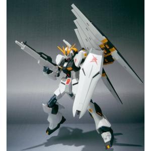 バンダイ (再生産)ROBOT魂 SIDE MS ニューガンダム (機動戦士ガンダム 逆襲のシャア)可動フィギュア 返品種別B|joshin