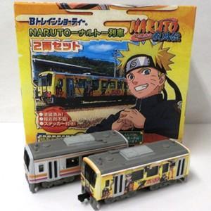 ジェイアール西日本商事 Bトレインショーティー キハ120形 NARUTO-ナルト-列車/ 津山線色 返品種別B|joshin